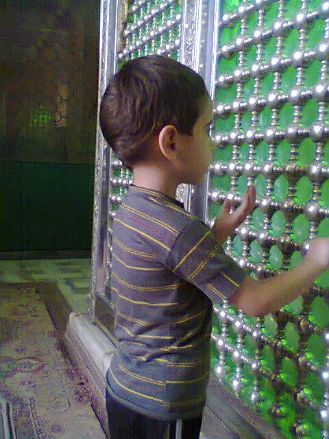 محمد  حسین کوچولو _ زیارت